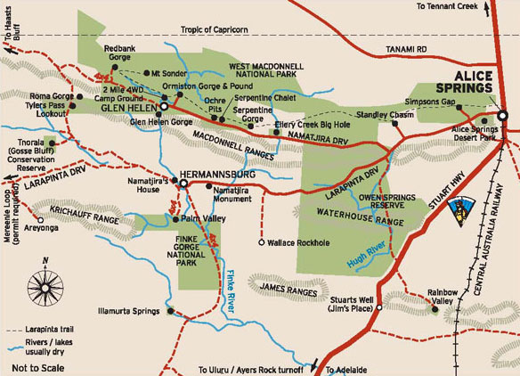 Western-MacDonnell-Ranges-Map-595 jpgMacdonnell Ranges Map